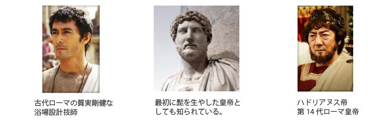 「ハドリアヌス テルマエ」の画像検索結果